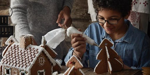 Gingerbread Building Ticket at https://info.ikea-usa.com/family/en-us/event