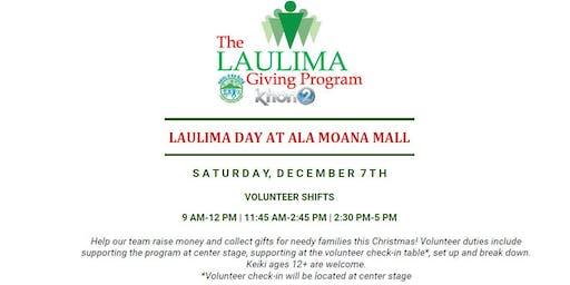Shift 1 @ Ala Moana Mall (Laulima Day)