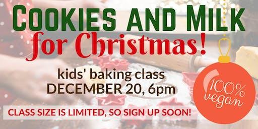 Kids Holiday Baking Class