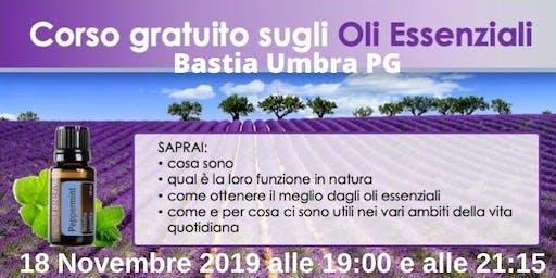 Bastia Umbra - Corso Gatuito sugli Oli Essenziali