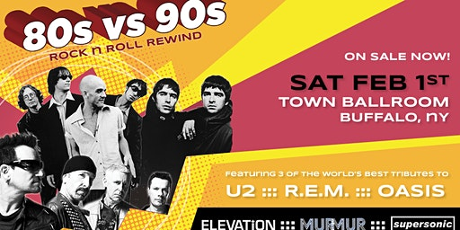 80s vs 90s: Rock n Roll Rewind