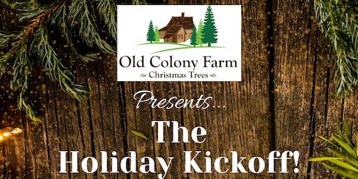 Old Colony Farm  - Christmas Trees  - Season Opening Event