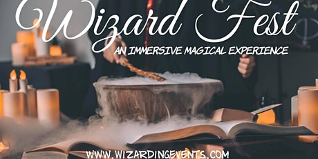 """Wizard Fest- """"All Things Harry Potter"""" tickets"""