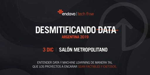TechFlow: Desmitificando data