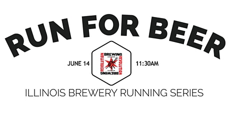 Beer Run - Revolution Brewing | Part of the 2020 IL Brewery Running Series tickets