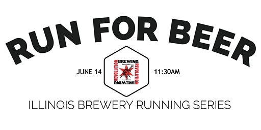 Beer Run - Revolution Brewing | Part of the 2020 IL Brewery Running Series
