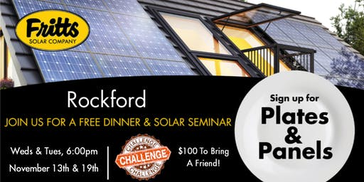 Franchesco's Ristorante - Solar Education Dinner - 13th & 19th of Nov