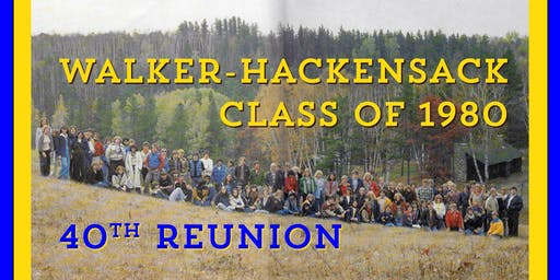 40th Reunion Social