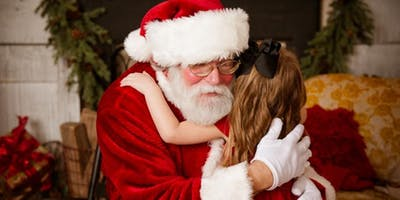 Sensory Friendly Santa 2019