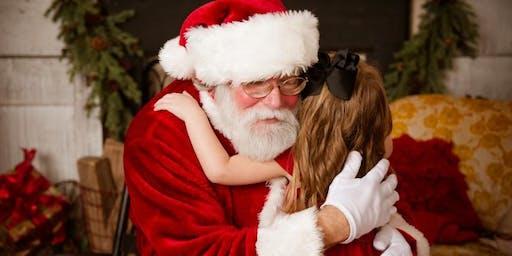 Sensory Friendly Santa 2019