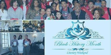 Black History Month Literary Jazz Brunch 2020 tickets