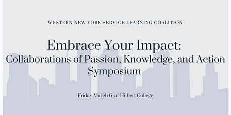 Embrace Your Impact: Collaborations of Passion, Knowledge, and Action  tickets