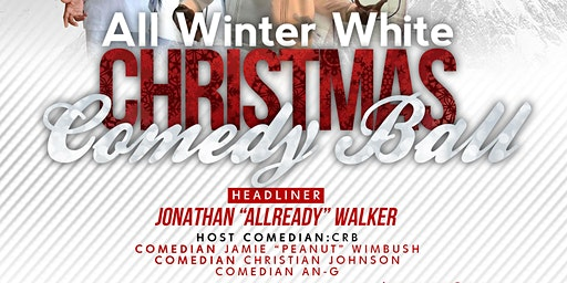 All Winter White Christmas Comedy Ball