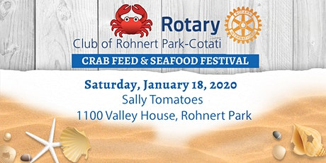 Crab Feed & Seafood Festival tickets