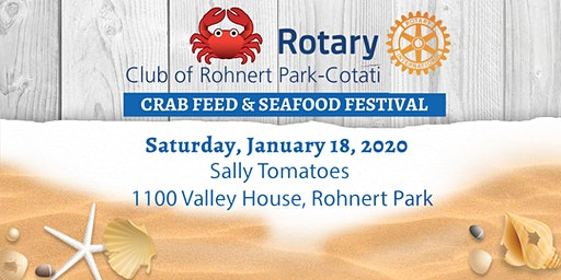 Crab Feed & Seafood Festival