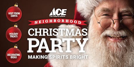 Summit Ace's Christmas Party tickets