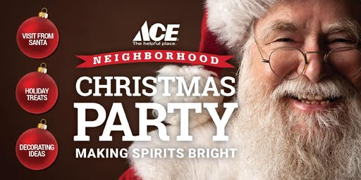 Summit Ace's Christmas Party