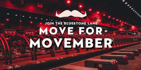 NY Move for Movember @ Barry's Bootcamp tickets