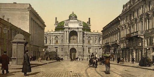 COJECO NJ presents - Odessa: The Island of Jewish Dreams
