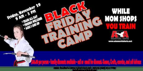 Black Friday Camp tickets