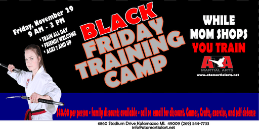 Black Friday Camp