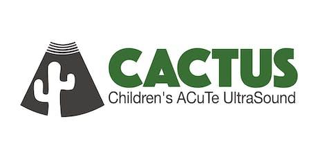 Children's Acute Ultrasound Course tickets