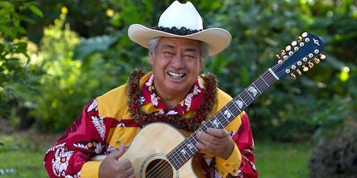 Masters of Hawaiian Music: George Kahumoku Jr, Jeff Peterson, Nathan Aweau