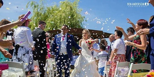 Grendon Lakes Spring Wedding Fair