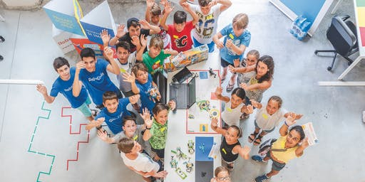 OPENDAY ROBOCODE - Laboratori digitali gratuiti
