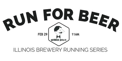 LEAPBeer Run - Whiner Beer | Part of the 2020 IL Brewery Running Series