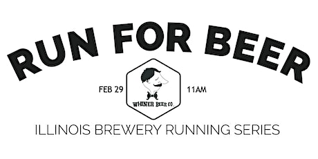 LEAPBeer Run - Whiner Beer | Part of the 2020 IL Brewery Running Series tickets