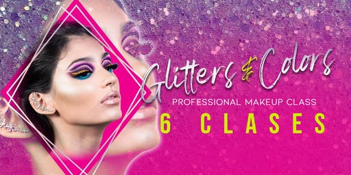 Glitters & Colors Makeup Classes | Guaynabo Nocturno