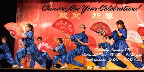 Chinese New Year Celebration and Cultural Fair tickets
