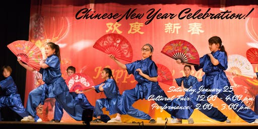 Chinese New Year Celebration and Cultural Fair