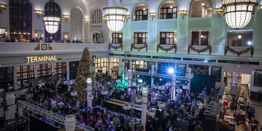 New Year's Eve at Denver Union Station