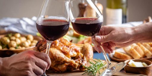 Wine & Holiday Dinner Pairing!