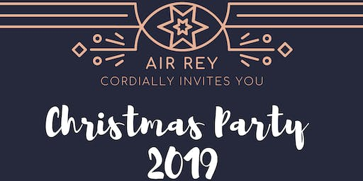 End of Year Company Party - Air Rey