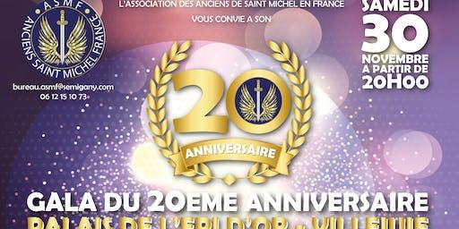 Gala ASM France - Demi Tarif