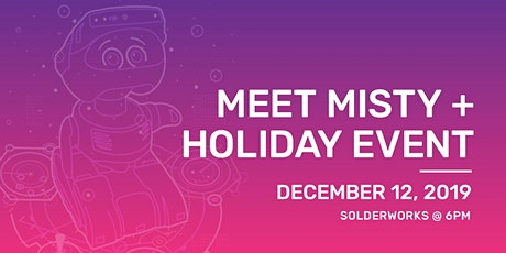 Meet Misty + Holiday Event tickets