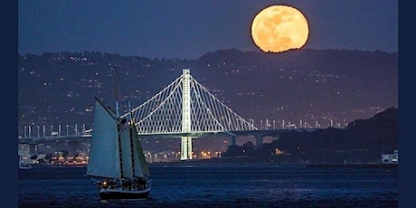 Full Moon  August 2020-Sail on the San Francisco Bay tickets