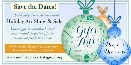 Muddy Creek Artists Guild Annual Holiday Art Show and Sale tickets