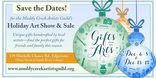 Muddy Creek Artists Guild Annual Holiday Art Show and Sale