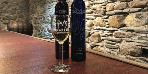 Vertical Ice Wine Tasting