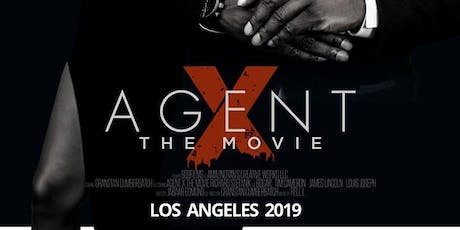 AGENT X LA UNIVERSAL STUDIOS CITYWALK PRIVATE SCREENING tickets