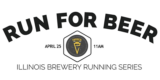 Beer Run - Empirical Brewery | Part of the 2020 IL Brewery Running Series
