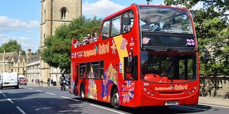 A vision for tourism in Oxford tickets