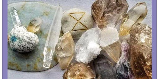 Crystals 101, a Fun Family Friendly Class!