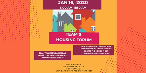TEAM's Housing Forum