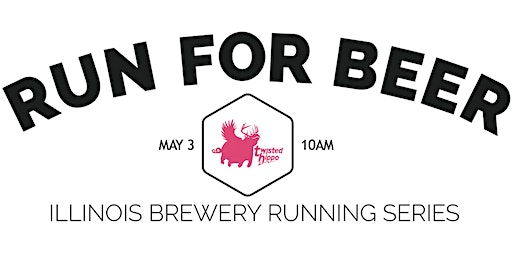 Beer Run - Twisted Hippo | Part of the 2020 Illinois Brewery Running Series
