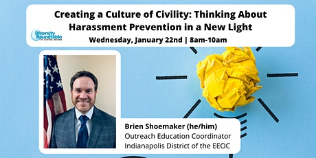 DRTCI Monthly Event: Creating a Culture of Civility tickets